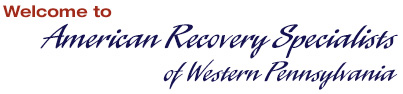 American Recovery Specialists of Western Pennsylvania
